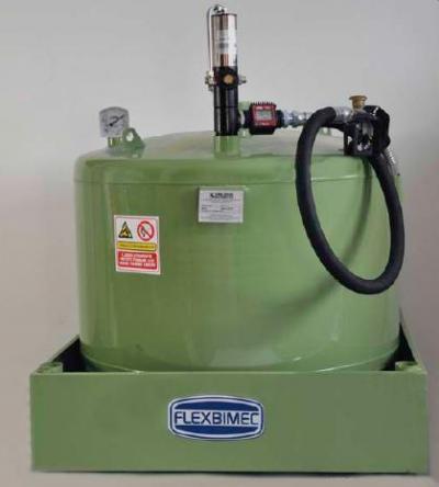 Cisterna per stoccaggio